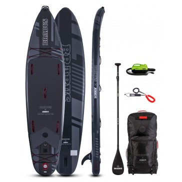 BRABUS x Jobe Shadow 11.6 Limited Edition Inflatable Paddle Board Package