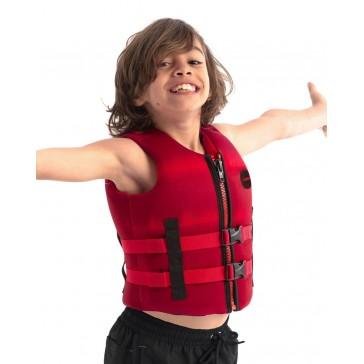 Jobe Neoprene Life Vest Kids Red