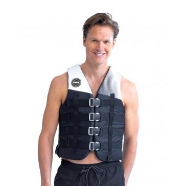 Jobe 4 Buckle Life Vest Black