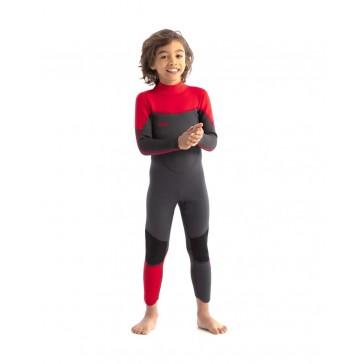 Jobe Boston 3/2mm Wetsuit Kids Red