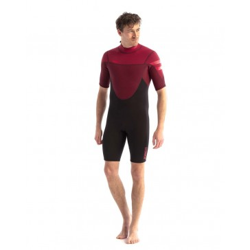 Jobe Perth 3/2mm Shorty Wetsuit Men Red