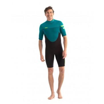 Jobe Perth 3/2mm Shorty Wetsuit Men Teal